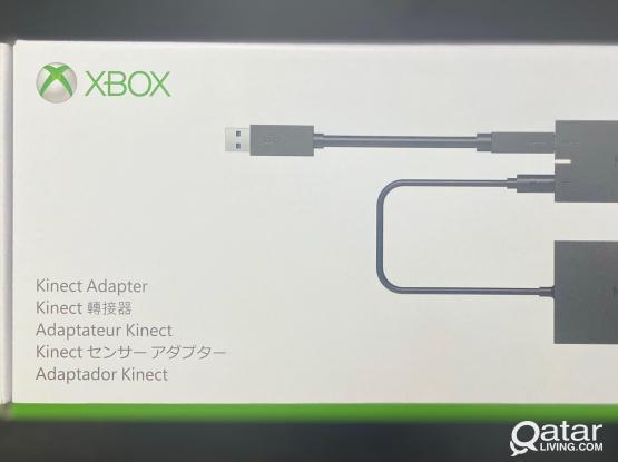 Factory sealed Original Xbox X & Windows Kinect Adaptor