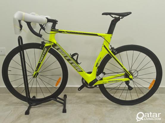 Claris, 105 & Sram Rival carbon fiber road bikes
