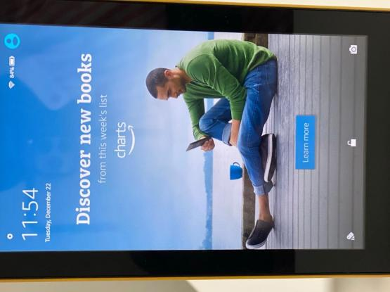 Amazon Kindle FIRE HD 7th Generation Tablet