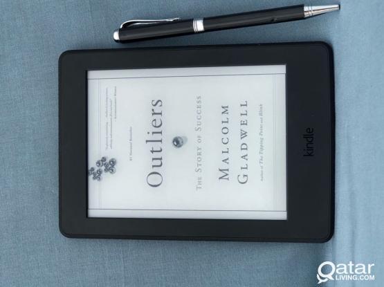 Kindle Paperwhite 3 Wi-Fi w/BackLight (4GB)