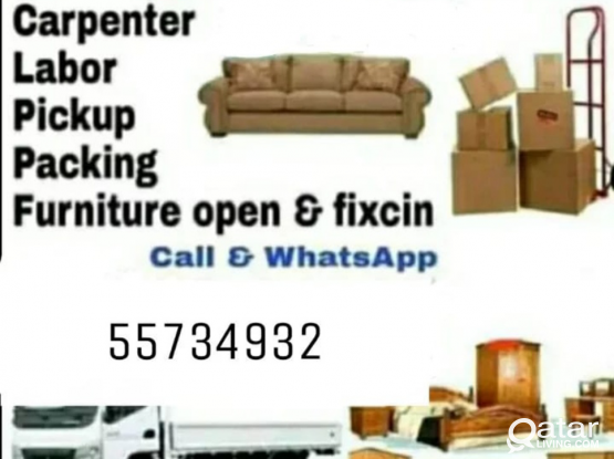 Moving packing Any Time Qatar