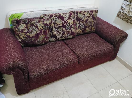9 Seater Sofa in 1600 Qr