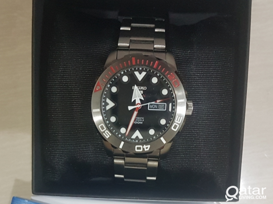 For Sale Seiko 5 Divers Watch Automatic
