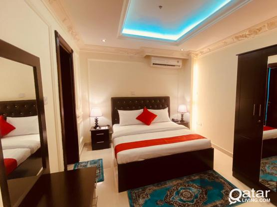 Offering Fully furnished Superior Standard Room in Old Al Ghanim
