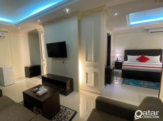 Offering F/F Superior Suites Room behind Dar Al Kutub