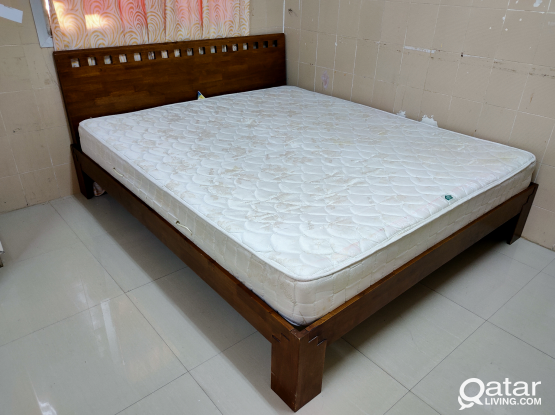 For king size bed..