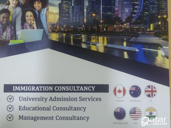 Migration Service Available to Canada/Australia/USA