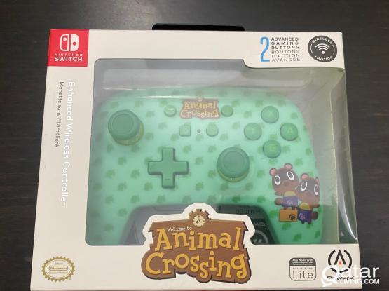 Brand New Nintendo Animal Crossing Elite Wireless Controller