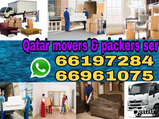 Qatar movers & packers service. call 66197284 or 66961075