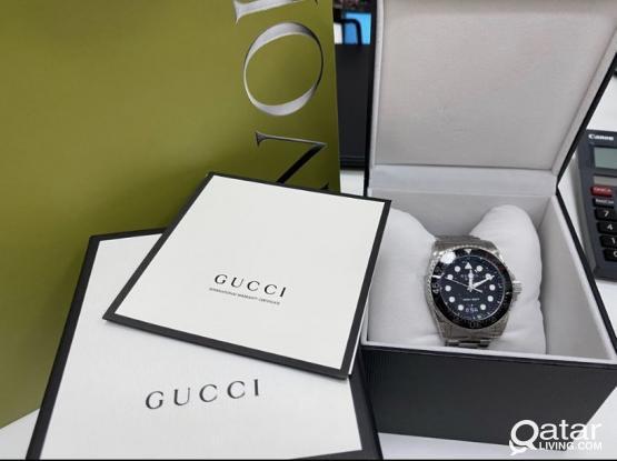 Gucci Swiss Watch