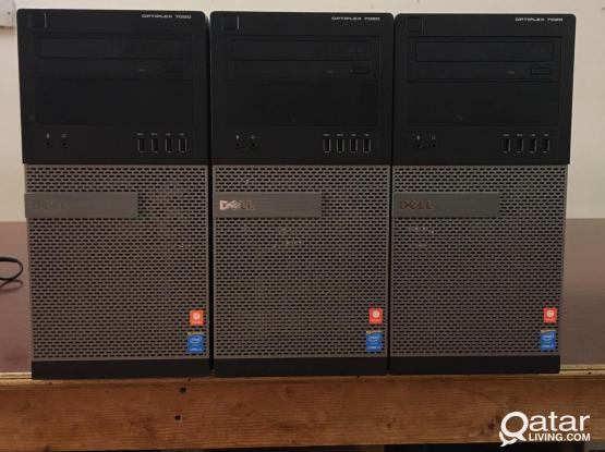 DELL OPTIPLEX 7020 & HP ELITEDESK 800 G2 & LENOVO DESKTOP & ALL IN ONE COMPUTER & WORKSTATION