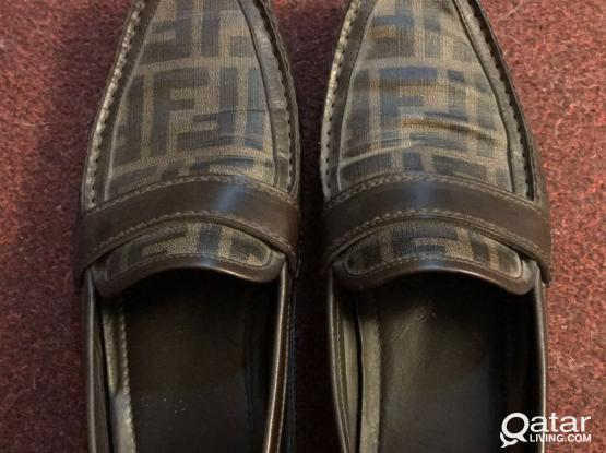 URGENT SALE: Authentic Fendi Men's Loafers