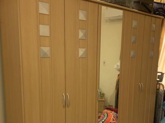 Full Bedroom set for Sale 1200 QAR