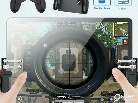 85qr PUBG 6-finger trigger gamepad mobile tablet