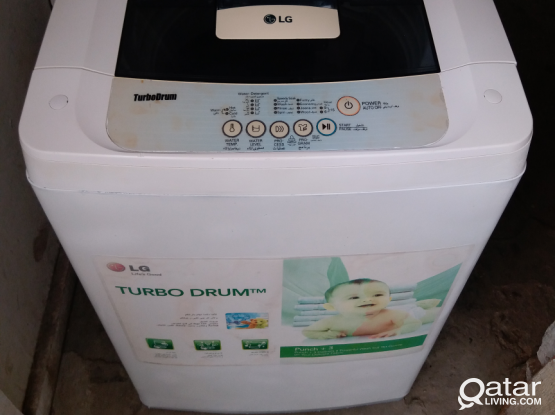 Washing machine for sell call me70697610....