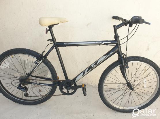 HM bike