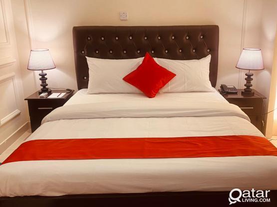 Fully Furnished Superior Suites room at Old al Ghanim
