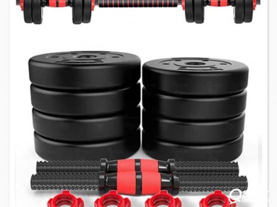weight bar dumb bells 40KG