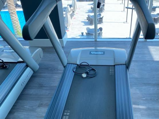 Gym Equipment (used Perfect)