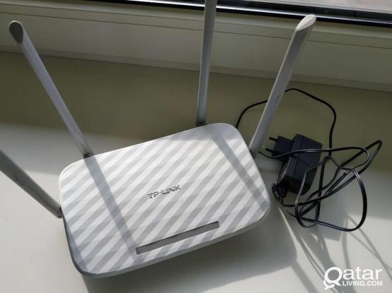 TP-Link  AC900 Wireless Dual Band Router - Archer C25