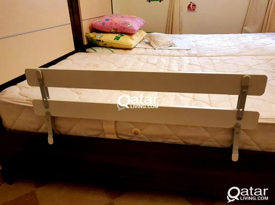 Bed Safety Rail for Kids ( Ikea )