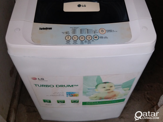 Washing machine for sell call me70697610.