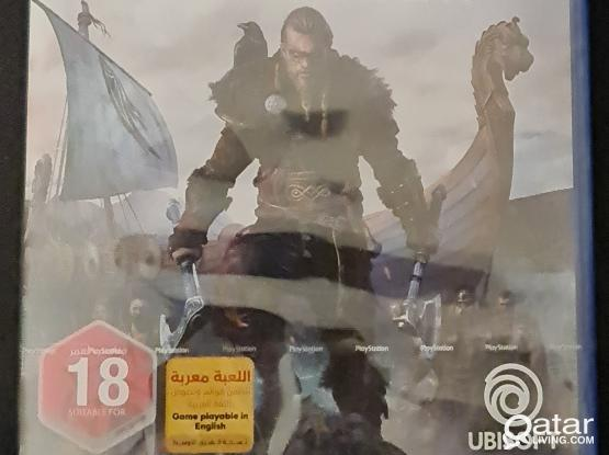 Assassin's Creed Valhalla PS5 SEALED