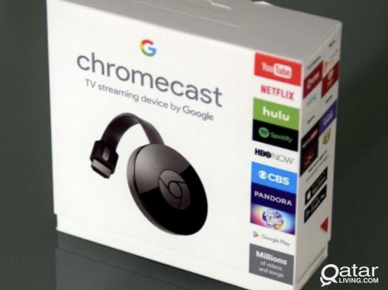 Google Chromecast - Open Box - Brand New