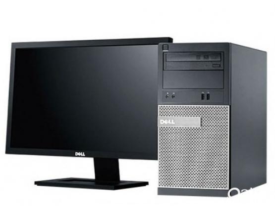 """DELL OPT 7010-i5-4GB-RAM-500GB HDD-19""""inch monitor(33176355)"""