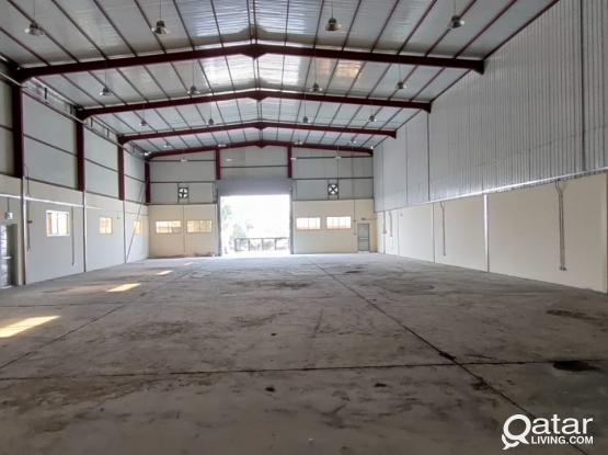 Brand new warehouses For Rent - Close to Salwa Road