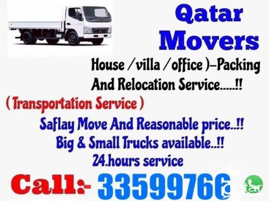 Professional moving shifting Carpenter transportation available