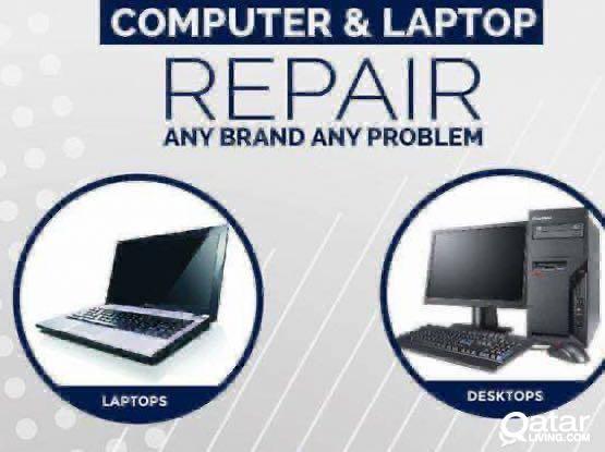 PC / LAPTOP REPAIRING