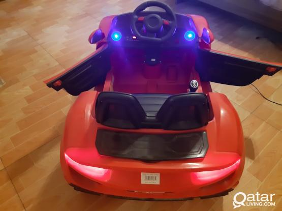 Kids Electric Car skid fusion