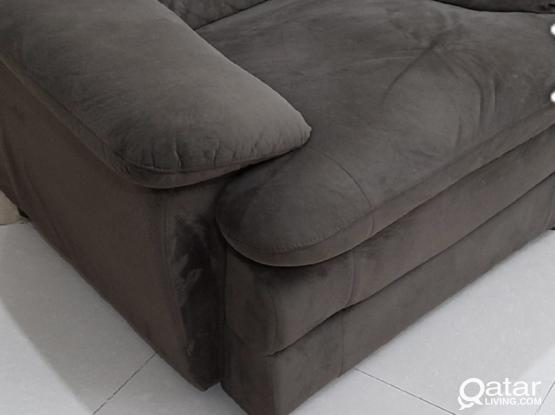 Home center single sofa new condition