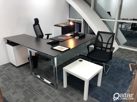 Excellent office space