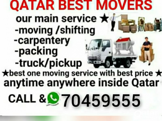 Moving and sifting services