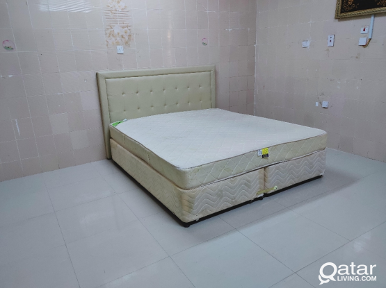 Excellent condition king size bed for sale