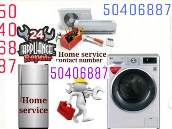 ,50406887.Washing machine fridge repair