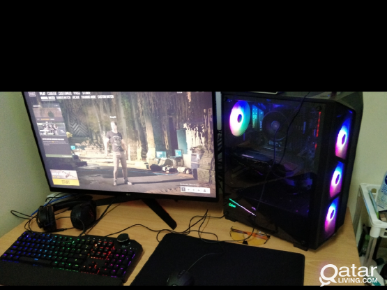 Gaming & Streaming Computer Best for PUBG, GTA 5