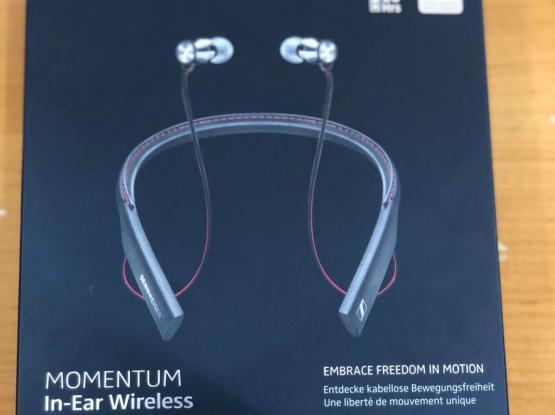 Sennheiser Momentum In-Ear Wireless Brand New