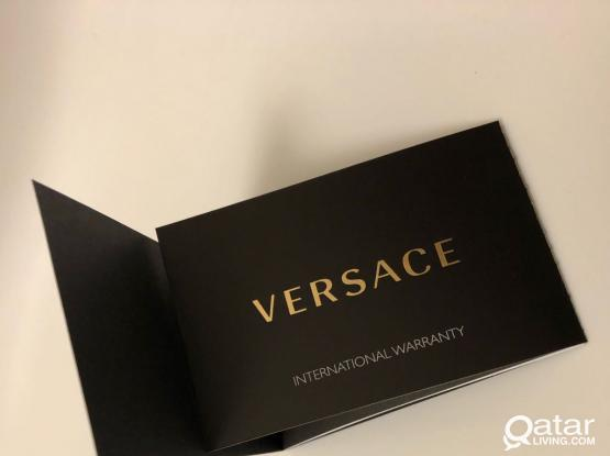 Used Versace Eyewear 600qar Only