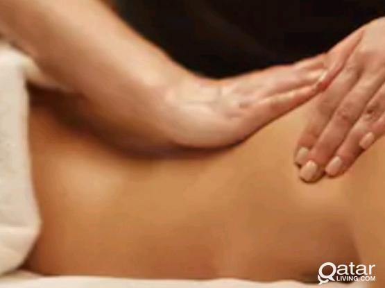 Full body massage for males