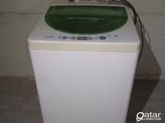 Panasonic automatic 7 kg washing machine for sale