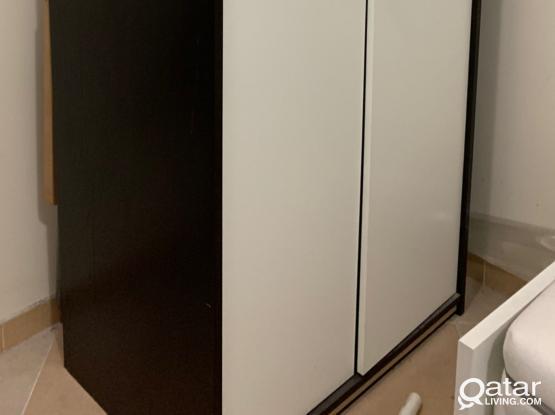 Ikea wardrobe 2door