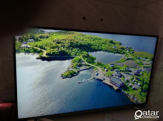 "Ikon Smart Android 4k 50"" LED TV Less than 1 Year"