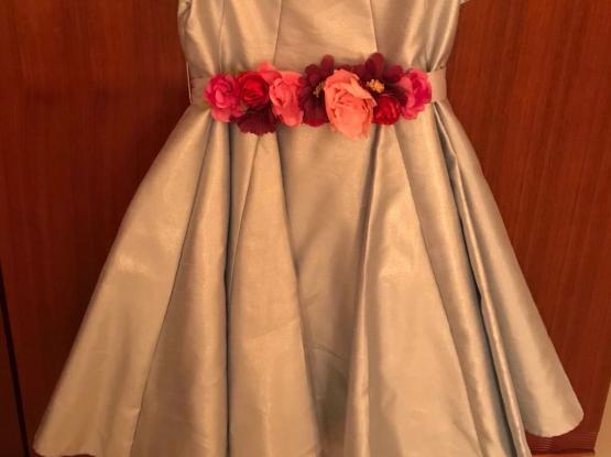 Monsoon Dress Size 7