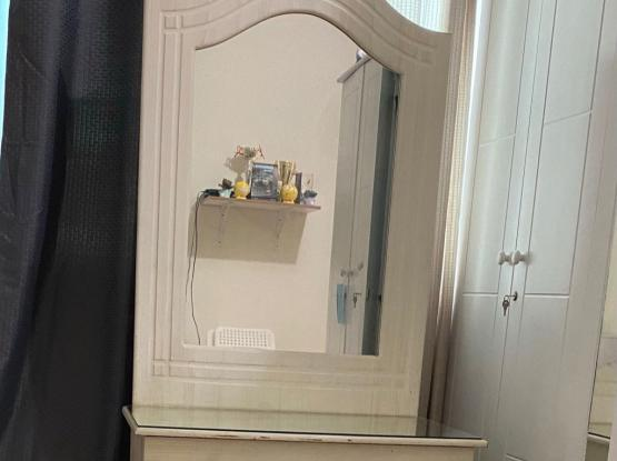 Dressing Table Drawer With Mirror