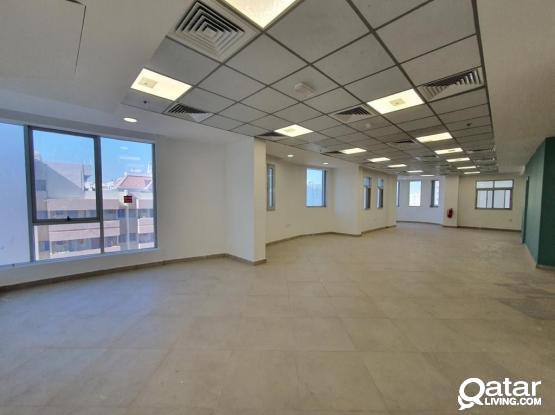 Brand new 125 & 165 Sqm Office Space Available in Muntaza