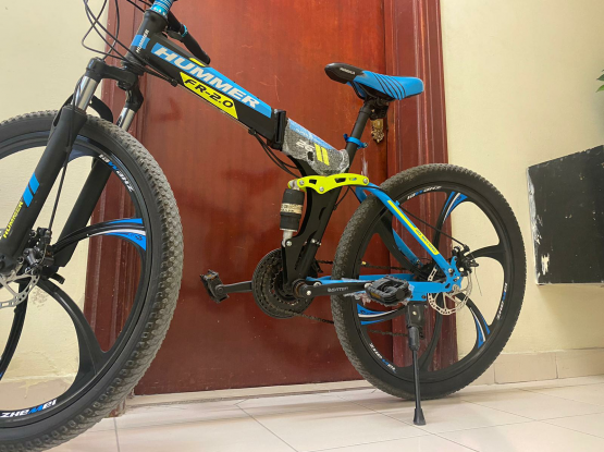 Brand New Bicycle (2 months old) - Hummer Brand