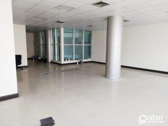 50sqm office space available in bankstreet